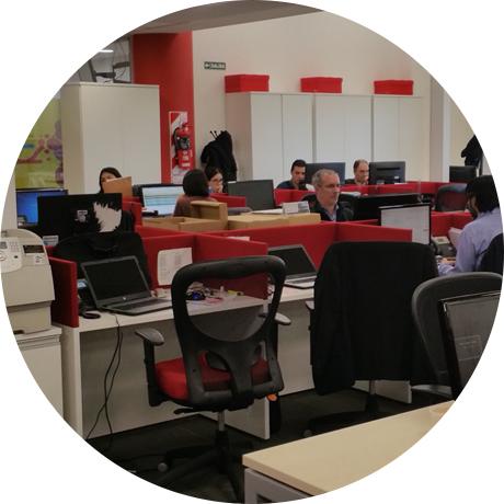 Intervenciones ergonómicas integrales de oficinas administrativas, considerando el aspecto biomecánico, ambiental y psicosocial del trabajo